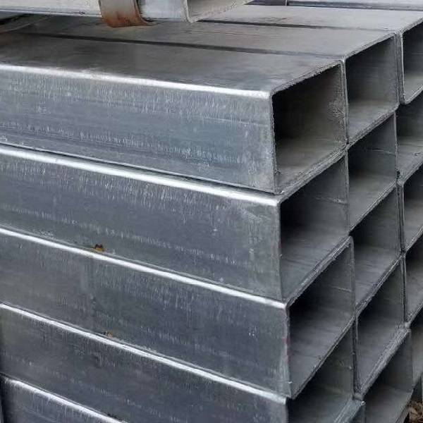 Hot Dipped Galvanized Hollow Section Tubes