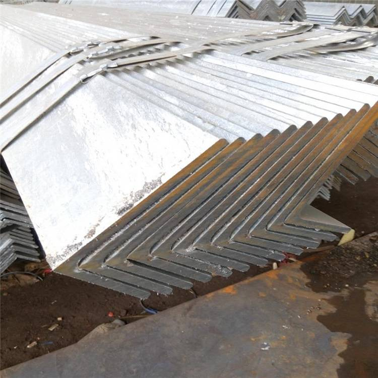 Hot Dipped Galvanized Steel Unequal Angle Bar