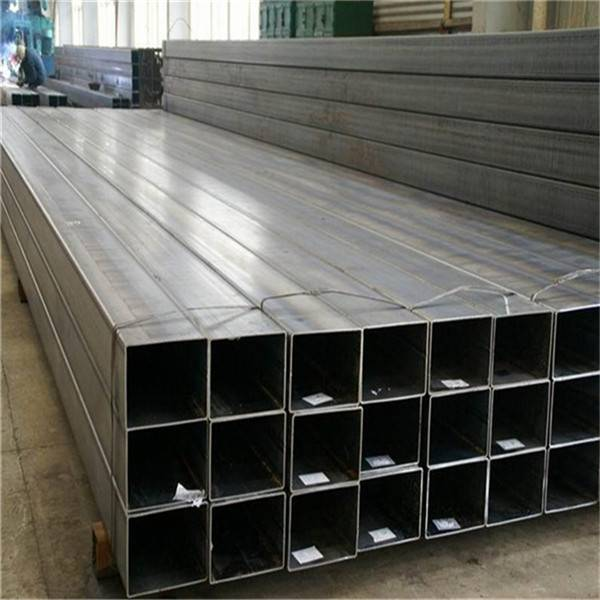 S235JR Welded Rectangular/Square Structural Steel Pipe/Tube/Hollow Section/SHS/RHS