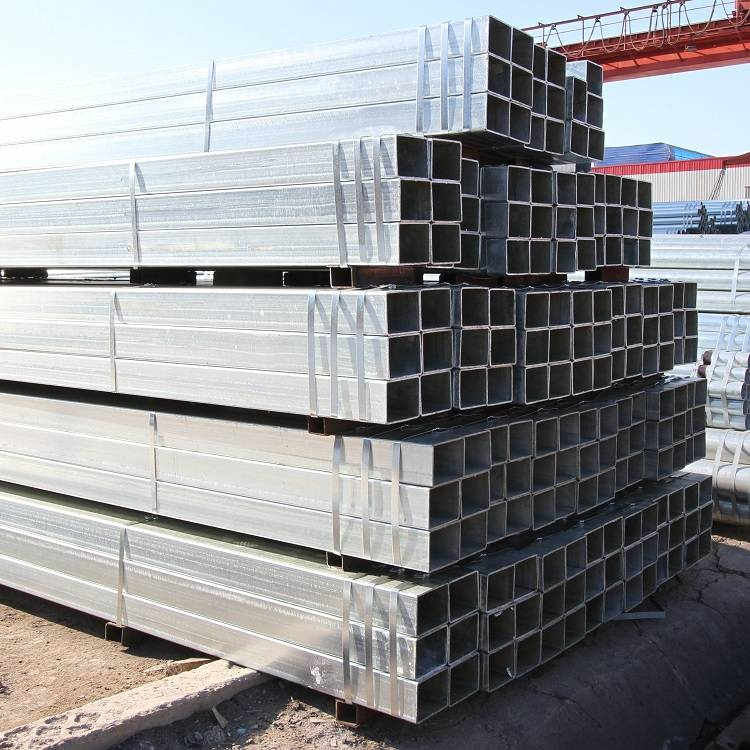 High Quality Hdgi Tubing/Galvanized SHS Tube