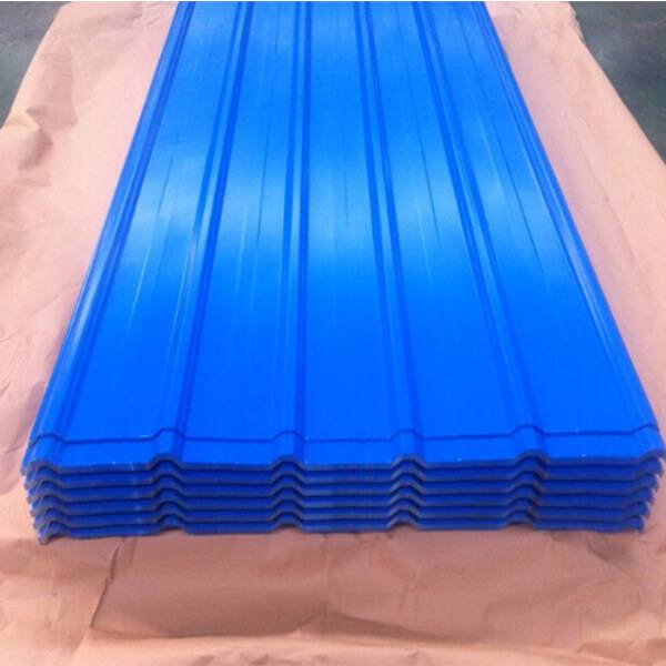 Prepainted GI / PPGI / PPGL Color Coated Galvanized Steel Roof Sheet