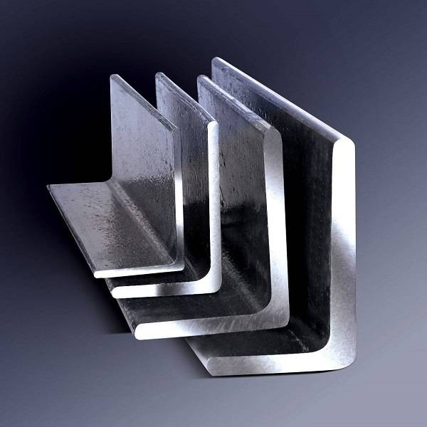 Construction Structural Mild Steel Angle Iron / UnEqual Angle Steel / Steel Angle Bar Price