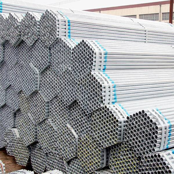 40mm Diameter Q235/Q195/Ss330/Ss400/Stk400/Stk500 Pre Galvanized Steel Pipes