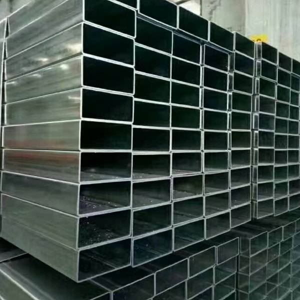 Pre Galvanized Hollow Section Rectangular Tube