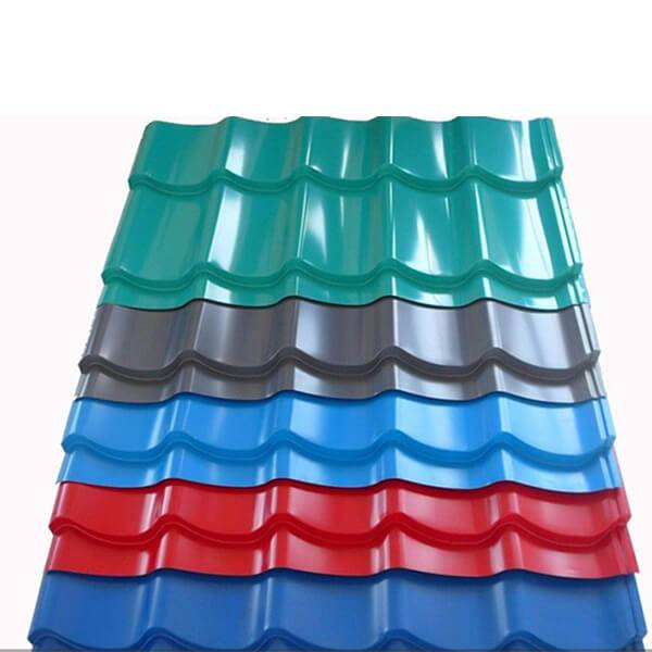 PPGI/PPGL Corrugated Roofing Sheet