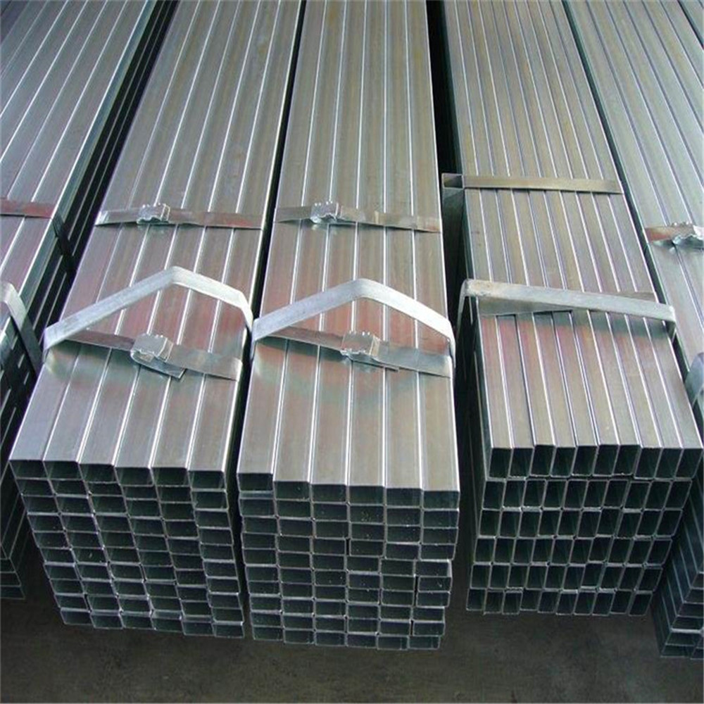 Pre Galvanized Hollow Section Rectangular Tube Featured Image