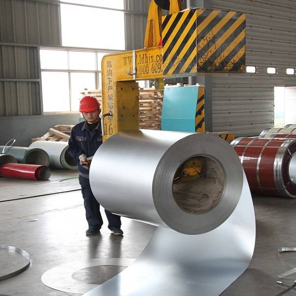 Hot Dipped Galvanized Sgcc Steel Z80 Coils/Hdgi Coils