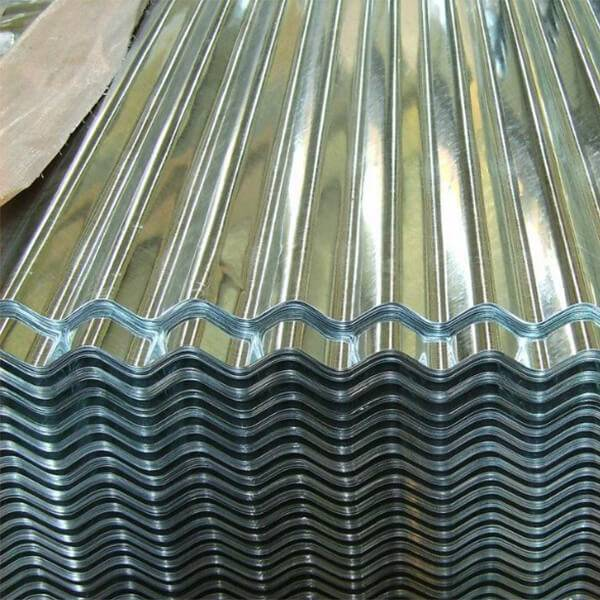 Wholesale Slotted Square Tubing Factories - DX51D Hot Dipped Galvanized Corrugated Steel Roofing Sheet – TOPTAC