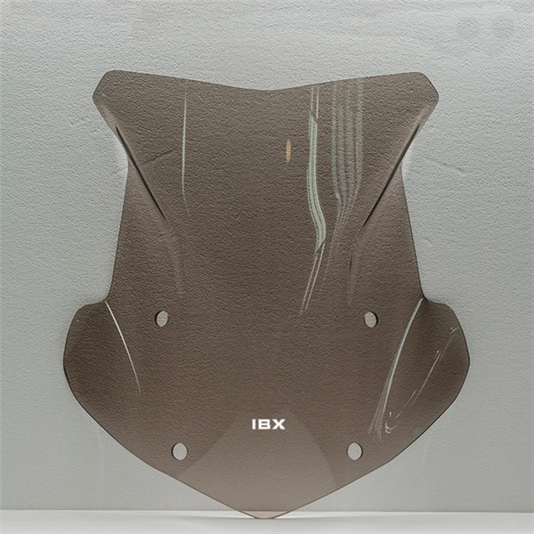 BMW F-1200GS windshield