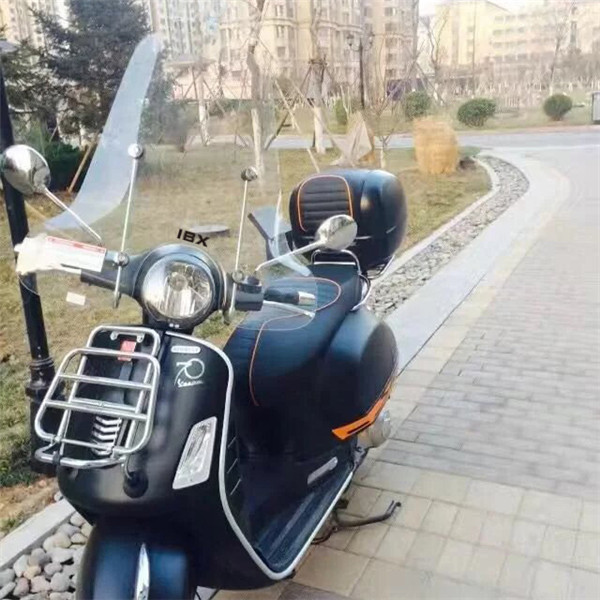 Vespa Gts300 Motorcycle windshield