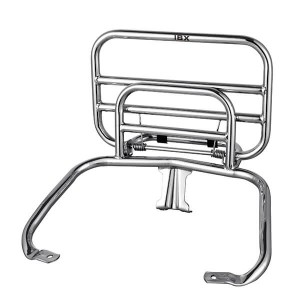 Vespa Motorcycle Luggage Rack