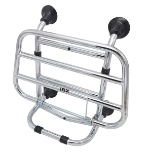 Vespa Sprint motorcycle bag rack
