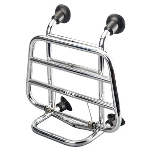Vespa motorcycle rack