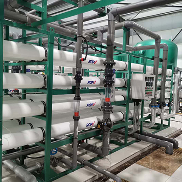 ICE Industrial Reverse Osmosis System for Cooling Tower Water System Featured Image