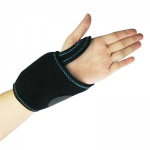 wrist wrap with ice pack