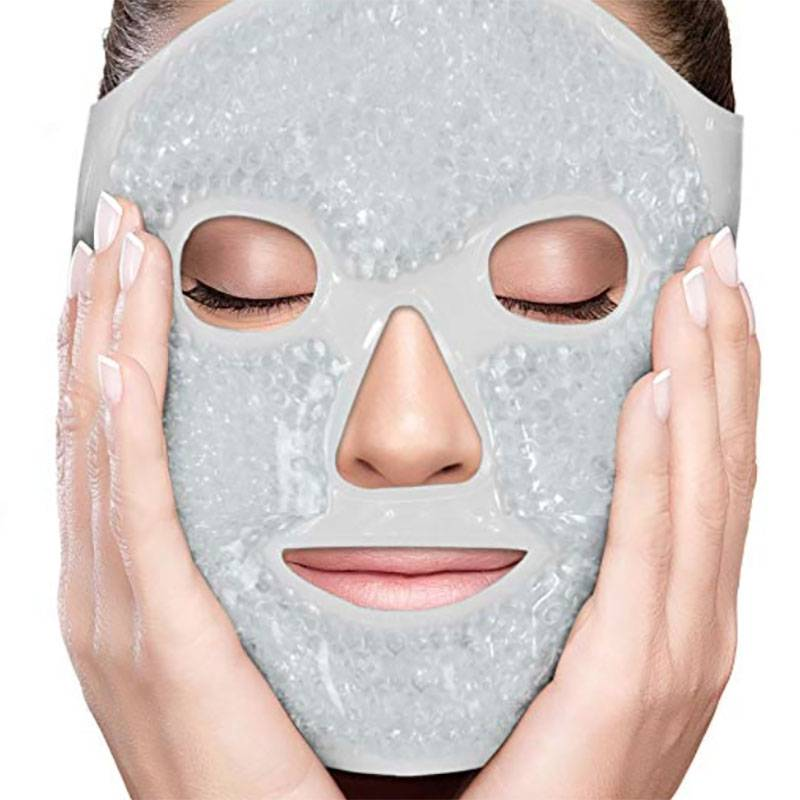 gel bead facial mask Featured Image