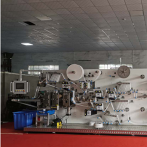 KF94( fish type) willow mask production line-kf94 mask machine-kf94 mask making machine-high speed kf94 mask machine