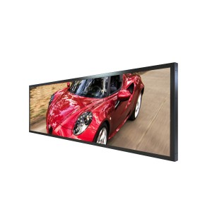 LYNDIAN 37.7 inch Stretched LCD Display
