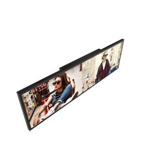 LYNDIAN 43.8 inch Stretched LCD Display