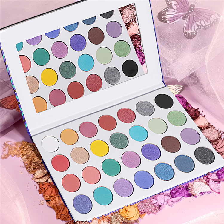 Eyeshadow palette private label custom wholesale eyeshadow pigment palette natural eyeshadow palette Featured Image