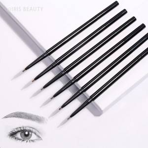 eyebrow pencil makeup private label long lasting vegan eyebrow pencil micro pen