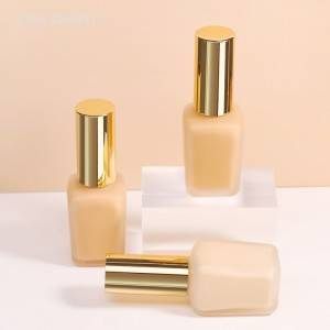 High quality foundation liquid full coverage foundation private label waterproof makeup foundation liquid