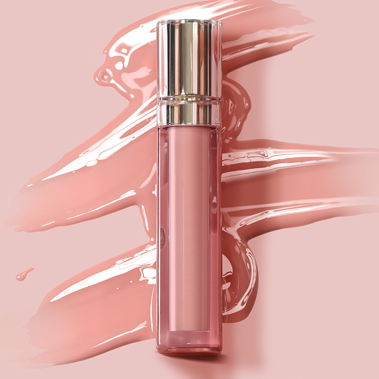 Nude lip gloss private label custom nude glossy lipgloss vegan and cruelty free nude lip glosses Featured Image