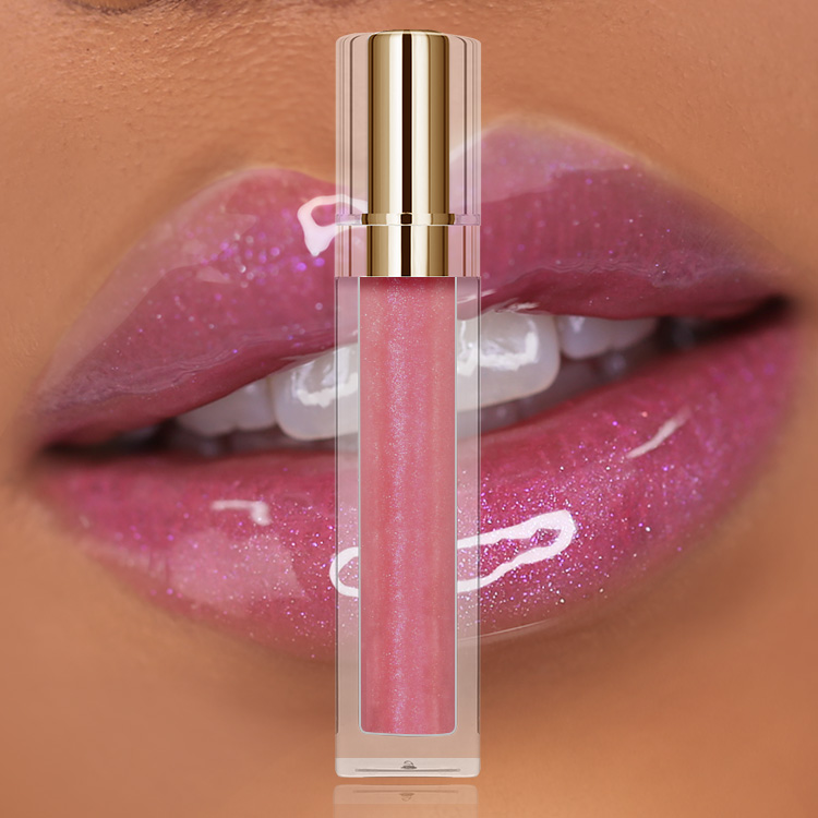 wholesale lipgloss custom logo pigment lip gloss labels organic lip gloss base cosmetic Featured Image