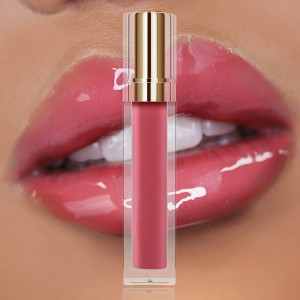 Lip gloss vendor custom shimmer lip gloss private label lip plumper shiny lipgloss manufacturer