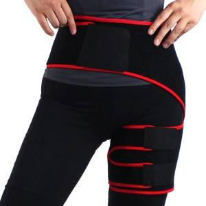 Waist and thigh support