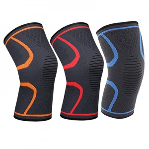 Nylon knee sleeve