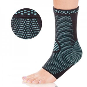 Ankle support socks