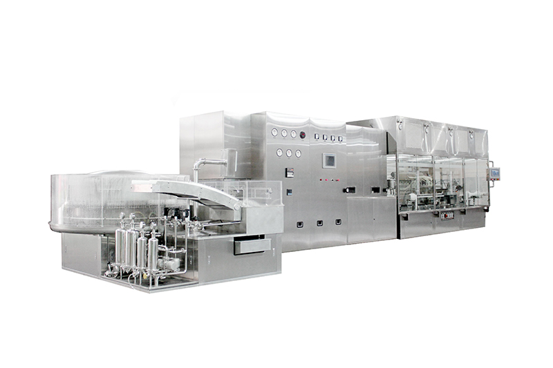 Ampoule Filling Production Line Featured Image