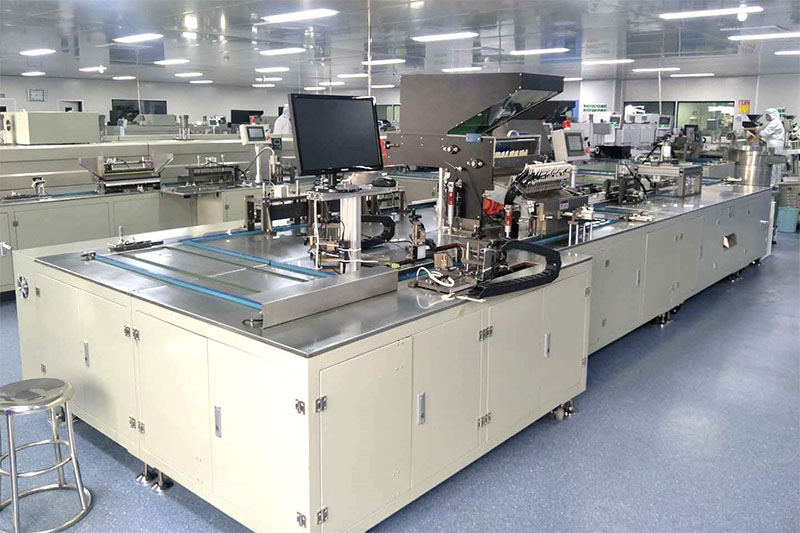 Blood Collection Needle Assembly Machine Featured Image