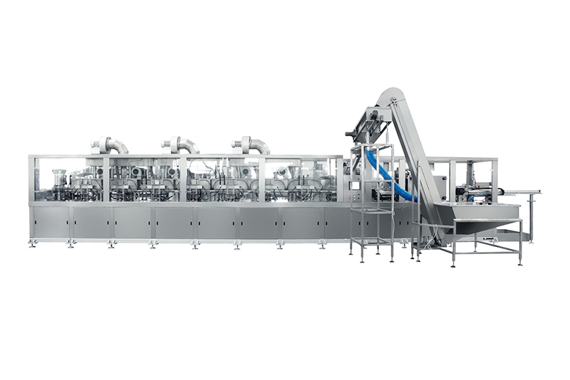 PP Bottle IV Solution Production Line Featured Image