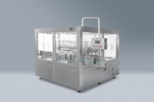 Glass Bottle IV Solution Production Line