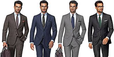 10 best colours for suit