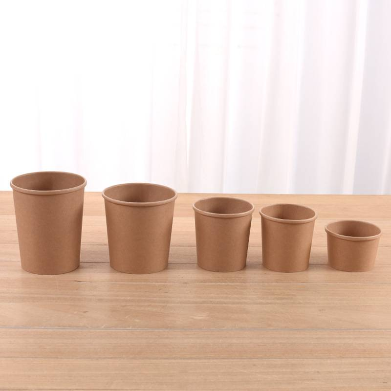 Kraft paper soup cup Featured Image
