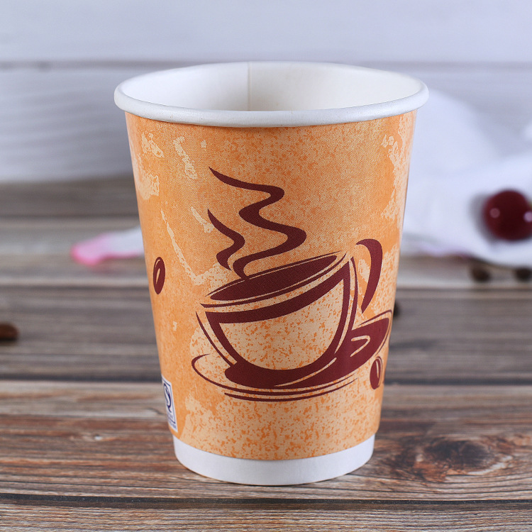 Double coffee cup Featured Image