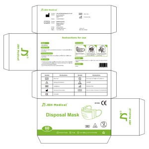Medical Disposable Face Mask