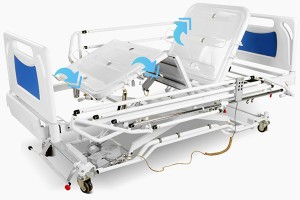 Types of hospital beds