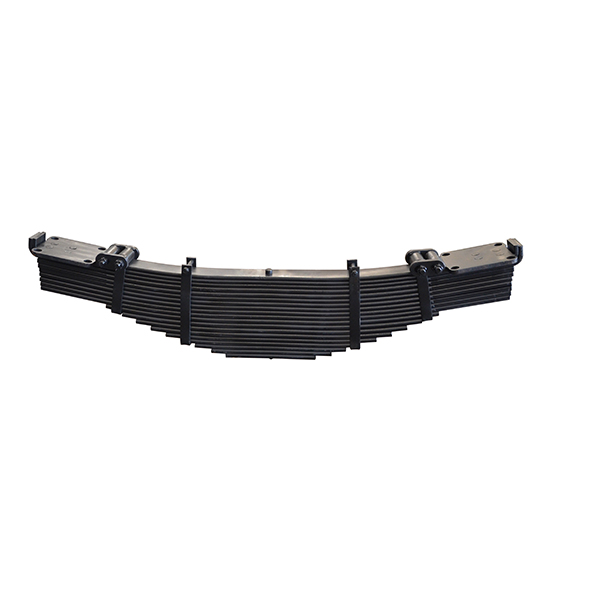 24T Heavy duty truck suspension part leaf spring Featured Image