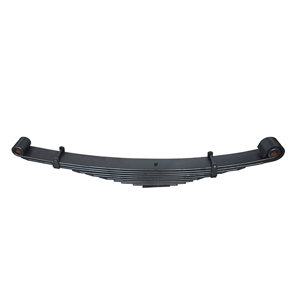 OEM 43-698 truck part front leaf spring with bushings Featured Image