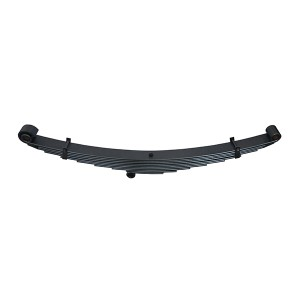 We supply high quality truck leaf spring for MITSUBISHI