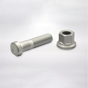 OEM truck wheel bolt from china manufacturer