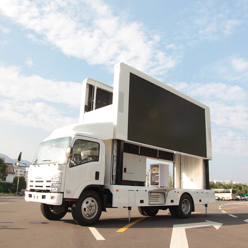 Understand Classification of Billboard Stage Truck before Buying