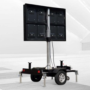 4㎡ MOBILE LED TRAILER