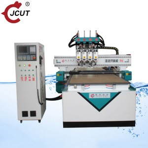 CNC atc four process Wood router