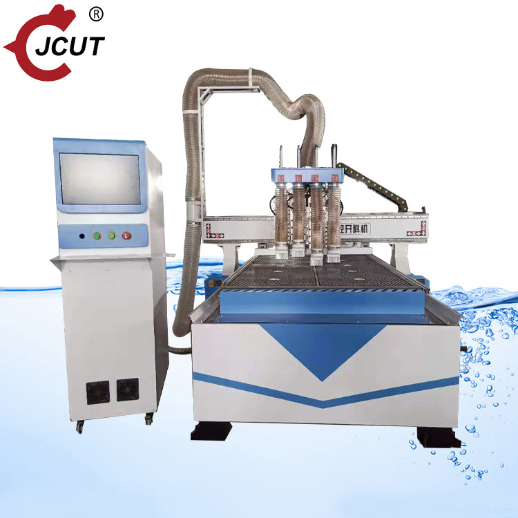 Economic four process R4 wood cutting machine Featured Image