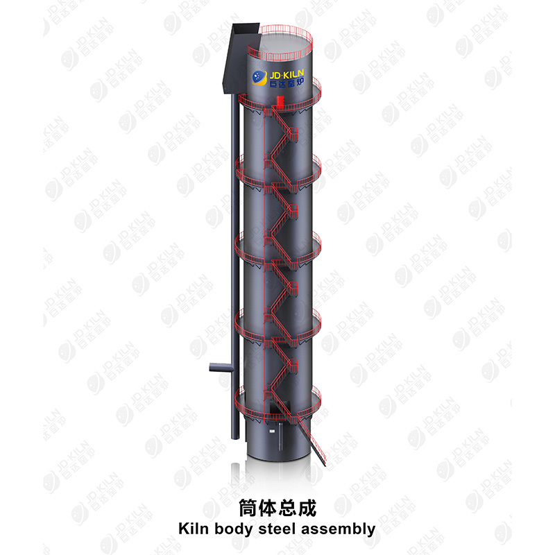 Kiln Body Steel Assembly Featured Image